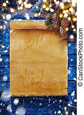 art Christmas holiday background - Christmas holiday...
