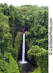 cascata, Samoa