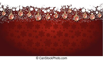 Widescreen Christmas background - Widescreen Christmas...