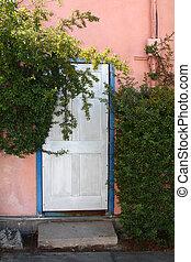 Hiden door - Door from down town Tucson
