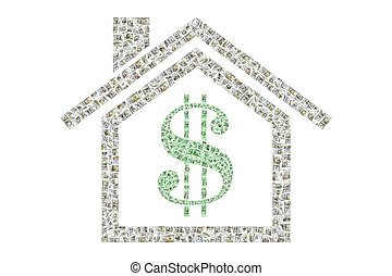 Home Expenses - Hundreds of bills creating an outline...