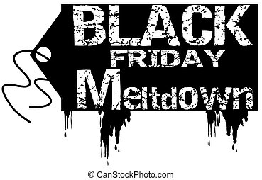 black friday meltdown - black friday