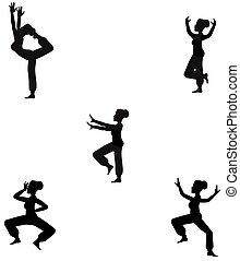 bollywood - dancers