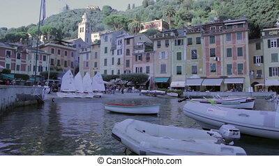 porto italiano - Porto italiano, ripreso in liguria