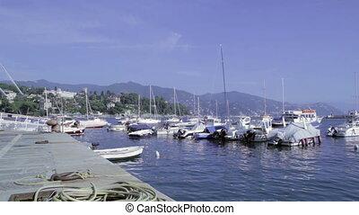 porto italiano - Porto italiano, ripreso in liguria.