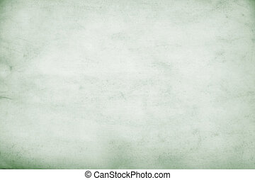 Paper Texture Background in Green Tone