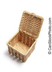 cesta, cestería