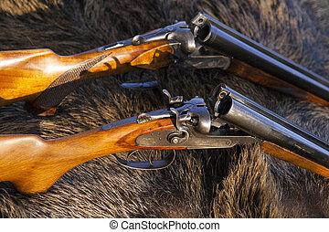 shootgun,