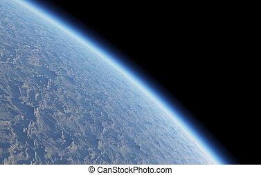 blue planet - the blue planet