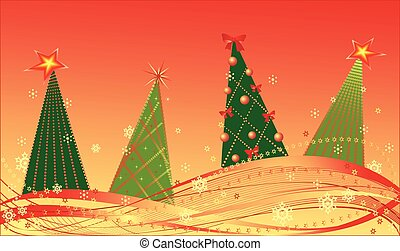 Christmas firs See my gallery for more