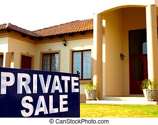 Private House Sale - Residential house with private sale...