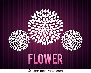 floral design  - floral  design , vector illustration