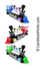 Miniature Train Models