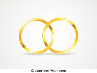 Vector golden rings