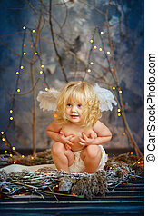 the child with wings of an angel 2