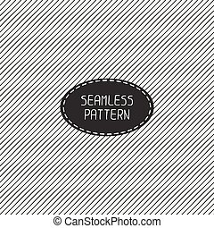 Vector retro diagonal stripes geometric seamless pattern...
