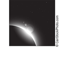 Eclipse design. Available in jpeg and eps8 formats.
