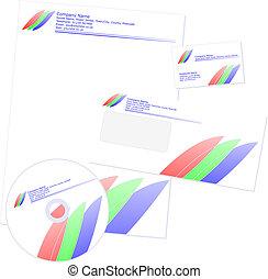 Company Stationary - Company stationary design Available in...