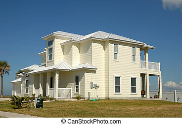 Beautiful house in the southern United States