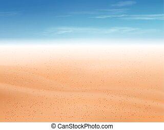 sand of beach or desert background