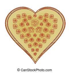 Valentines day  Valentine heart