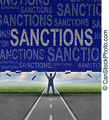 Lfting Sanctions - Lifting Sanctions as a global economic...