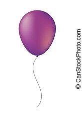 Vector balloon