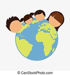 family design , family design ,Vector illustration Design....
