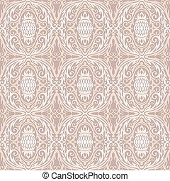 decoretive damask pattern backgroun