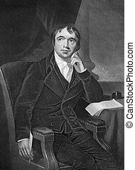 John Philpot Curran (1750-1817) on engraving from 1873....