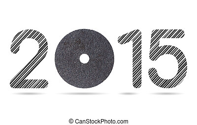 2015 numeric from stainless steel rod and cutting wheel...
