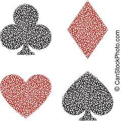 Leaf Playing Card