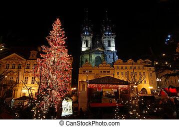 Christmas Prague