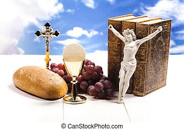 Symbol christianity religion  - Religion