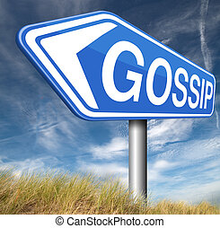 gossip and rumors - gossip small girl talk and spreading...