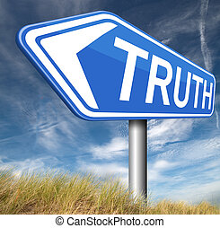 find truth