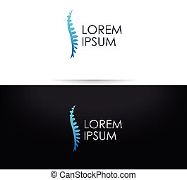 Abstract silhouette for use in the medical industry,...