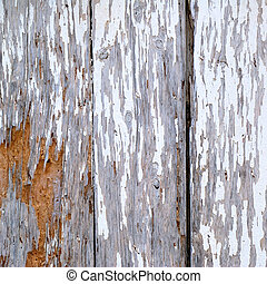 Very old and ruined wooden board texture