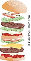 Hamburger Fillings