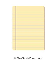 blank notepad vector - image of blank notepad vector isolate...