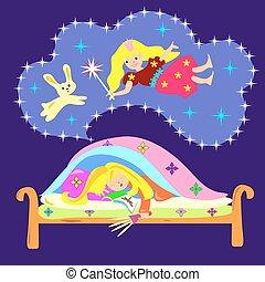 Dream of child