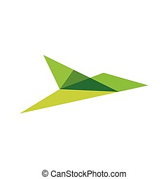 Bird sign - Branding identity corporate logo isolated on...