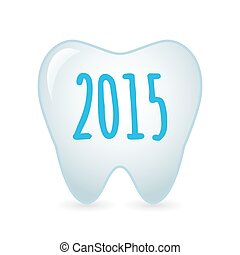 tooth year 2015 design