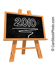 2010 on blackboard