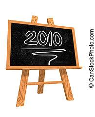 2010 on blackboard