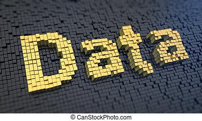 Data cubics