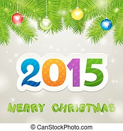 Merry Christmas 2015 Background - Merry Christmas 2014 White...
