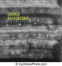 Grunge watercolor vector background. brushed ink texture.