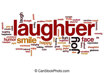 laughter word art - photo #28