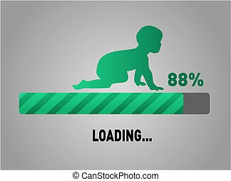 Loading - Green loading icon